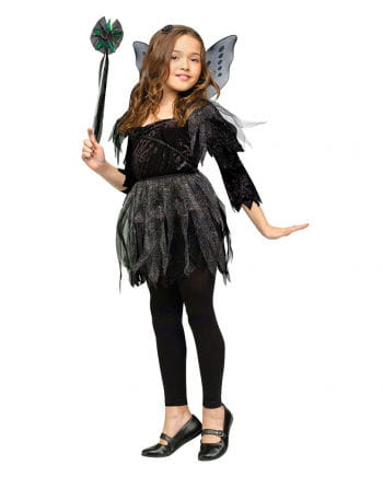 Midnight Fairy Child Costume