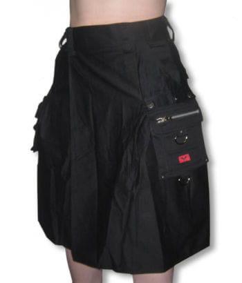 Men`s knee-length skirt S