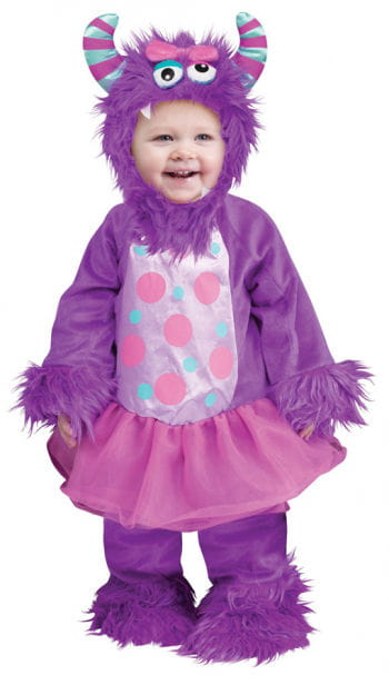 Terror In The Tütü Baby Costume Lila