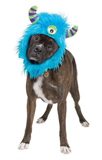 Dogs Monster Hat Blue
