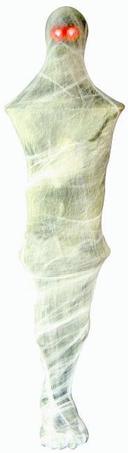 Mummy Cocoon with LED Eyes