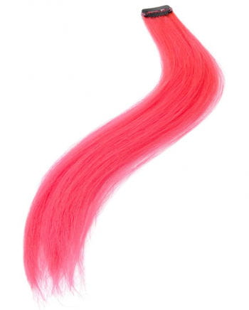 Hair FX Extensions Neon Pink