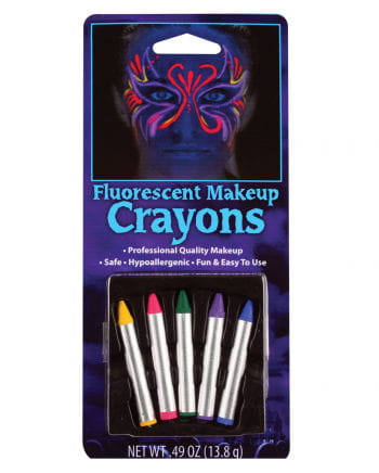 UV Schminkstifte Set