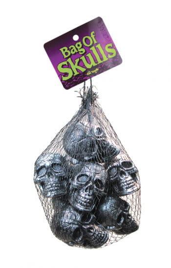 12 skulls on the net