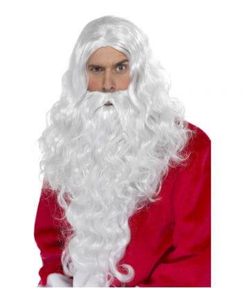 Nicholas wig & beard
