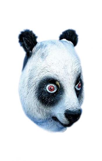 Panda Maske Latex