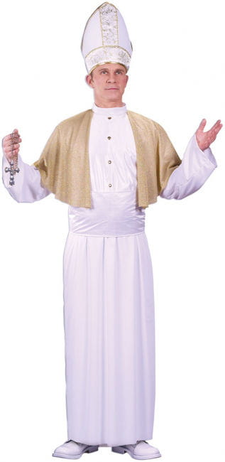 Pope Costume Deluxe