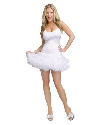 Petti Dress white