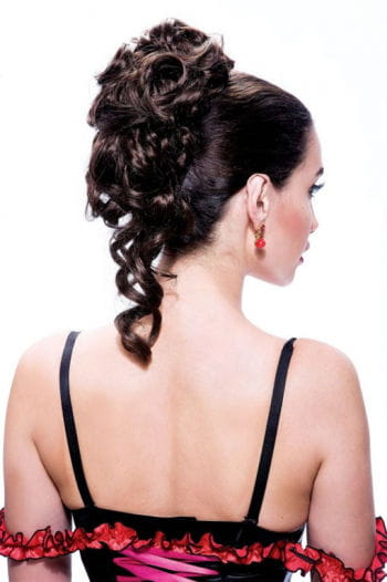 Hairpiece Ponytail Brown