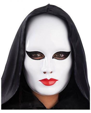 Pierrot Gesichtsmaske