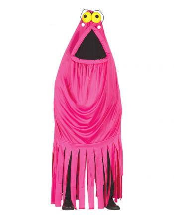 Pink monster costume