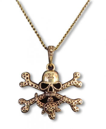 Pirate Charm Gold
