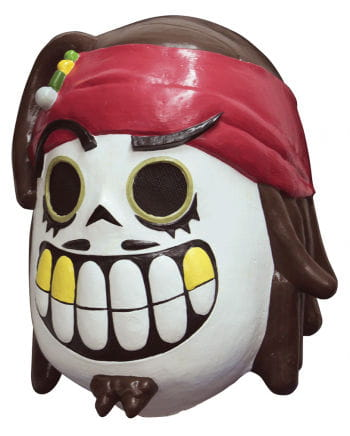 Pirate Comic Mask