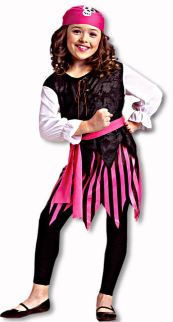 Piraten Girl Kostüm