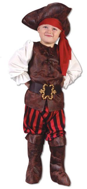 Piraten Kostüm Kleinkinder L bis 3 Jahre L up to 3 years