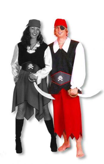 Piraten Kostüm XL