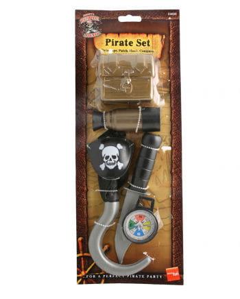 Piraten Set 6-teilig
