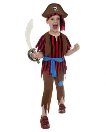 Pirate Child Costume Economy