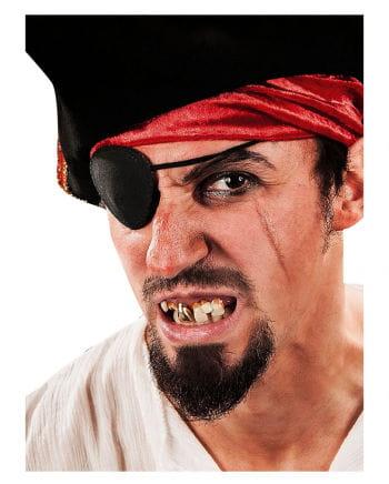 Terrible pirate teeth