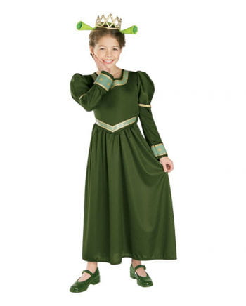 Princess Fiona Child Costume