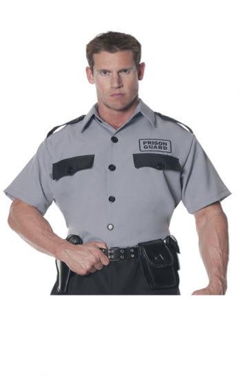 Prison Guard Shirt XXL