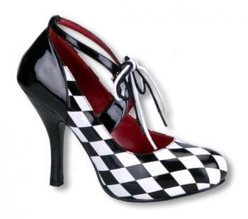 Harlequin High Heels Chequered