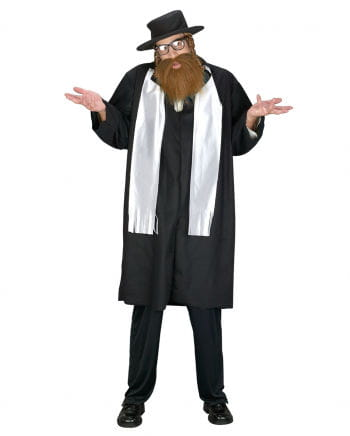 Rabbi Kostüm One Size