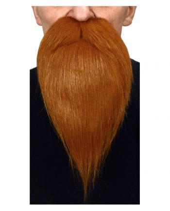 Räuber Bart rot