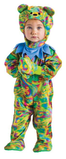 Rainbow Bärchen Kleinkinder Kostüm