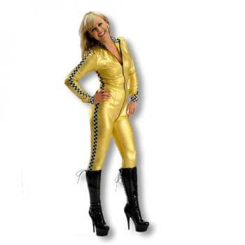 Race Costume Gold M