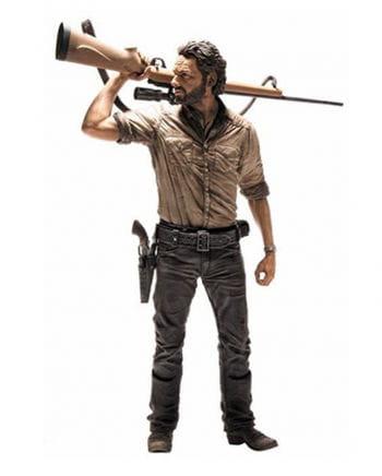 Rick Grimes Deluxe Actionfigur 25 cm