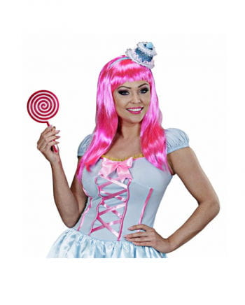 Giant Lollypop pink / white