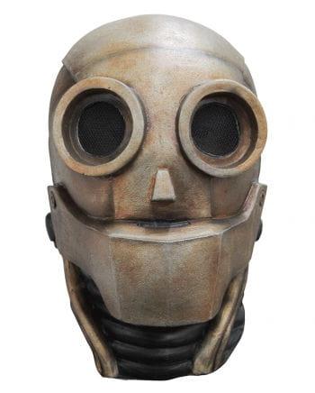 Roboter Latex Maske