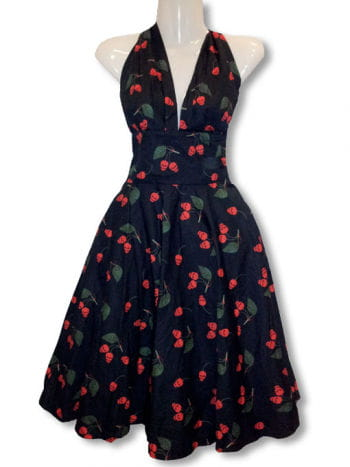 Halter Rockabilly Dress