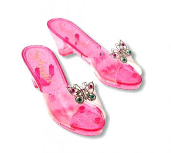 Pink Princess Shoes