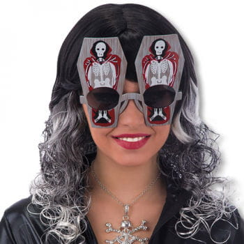 Coffin Joke Glasses