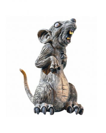 Scary Horror Ratte stehend 29cm