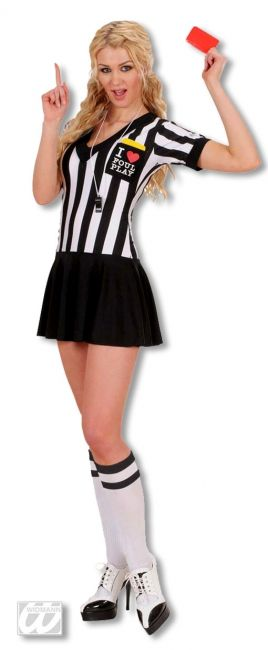 Referee Costume Medium