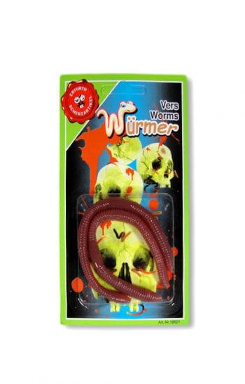 Eklige Schleim Würmer