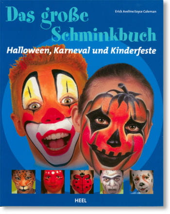 Child Makeup Book
