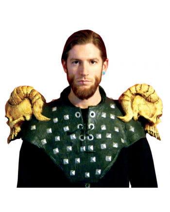 Shoulder Armor with skull