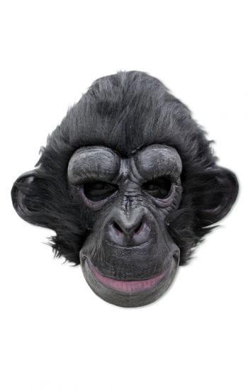 Schwarzer Schimpanse Maske