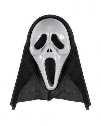 Screaming Ghost Maske