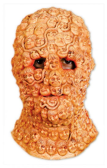 Seelenfänger Maske