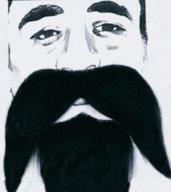 Sailor Beard Black