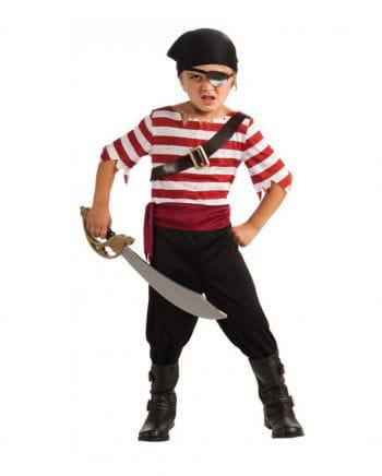 Little Pirate Children's Costume M German size 116-128