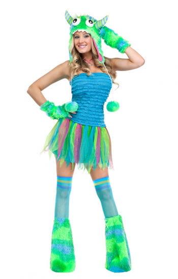 Sexy Beast Ladies Costume