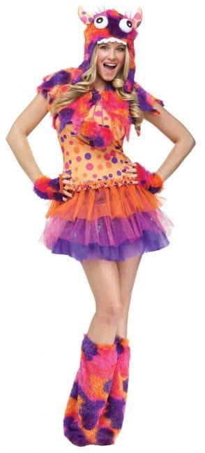Sexy Fuzzy Fifi Ladies Costume