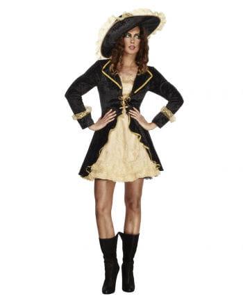 Sexy Musketier Kostüm mit Hut