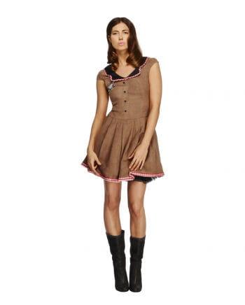Sexy Sheriff Girl Ladies Costume